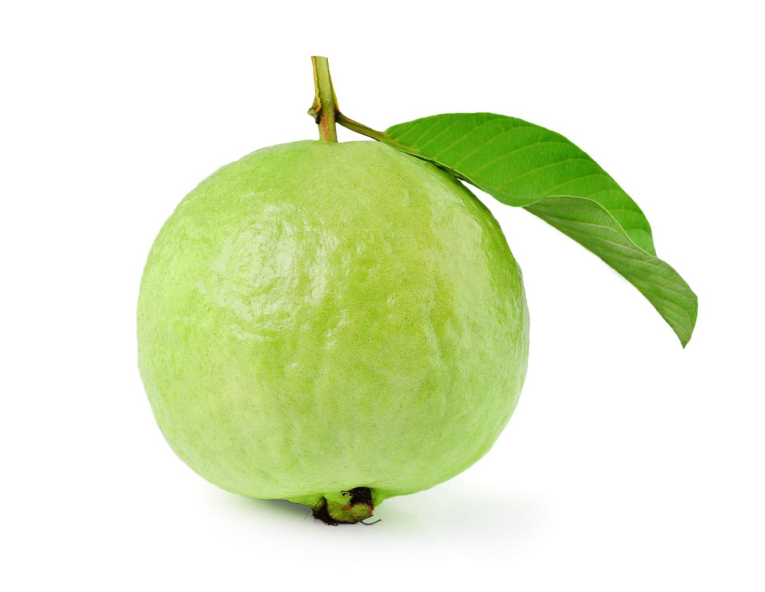 Organically grown Guava (white)