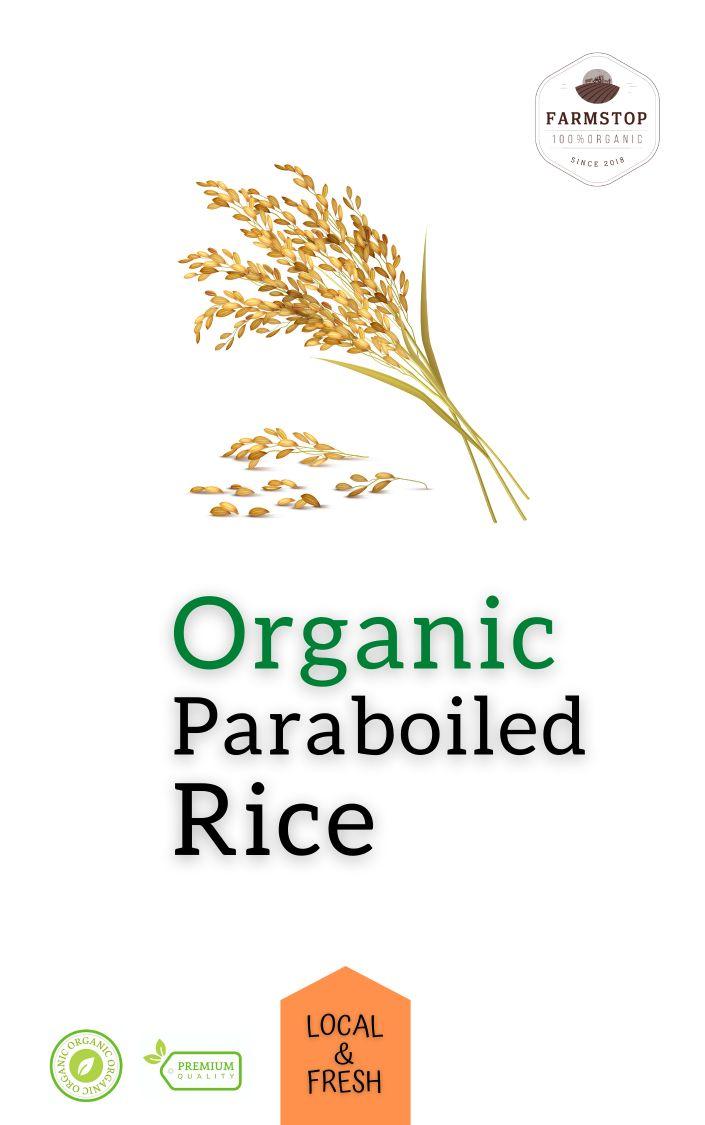 Para Boiled Rice