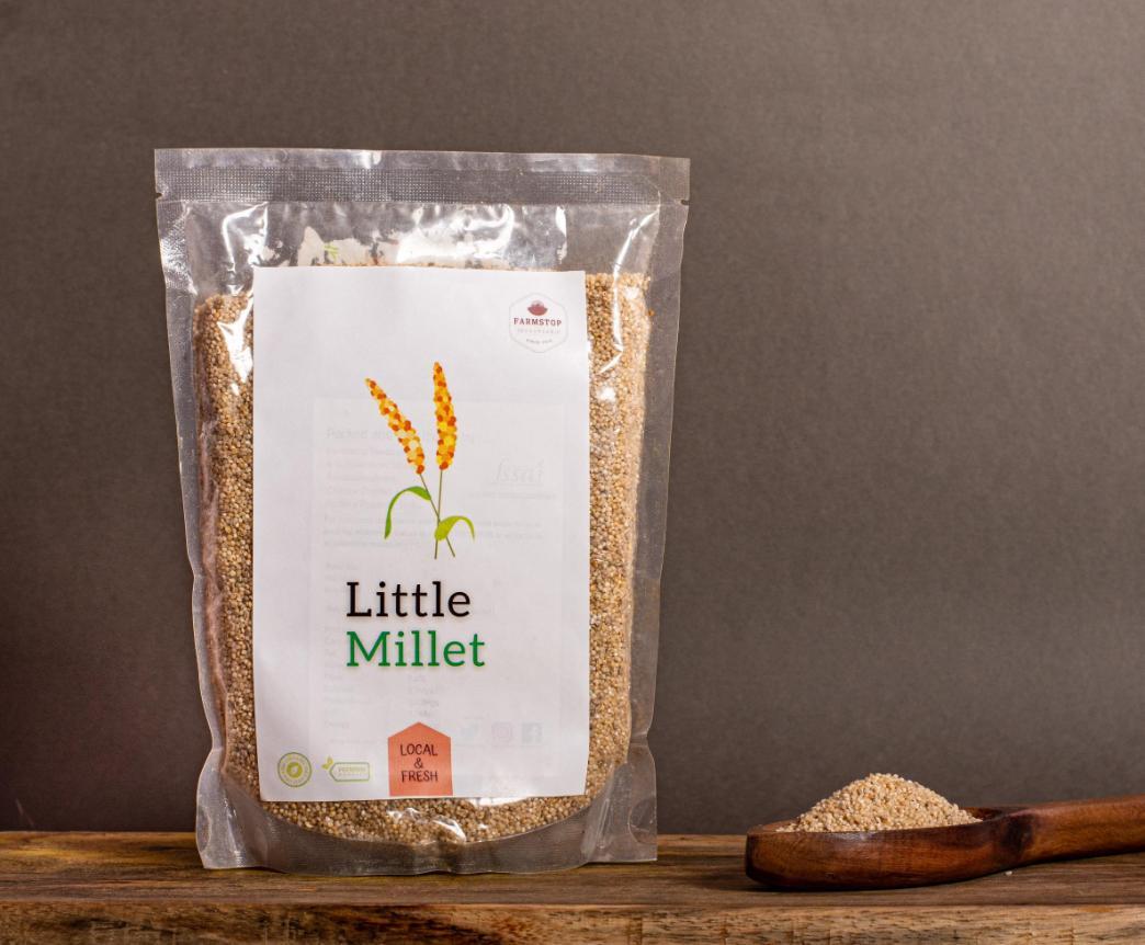 Organic littlemillet