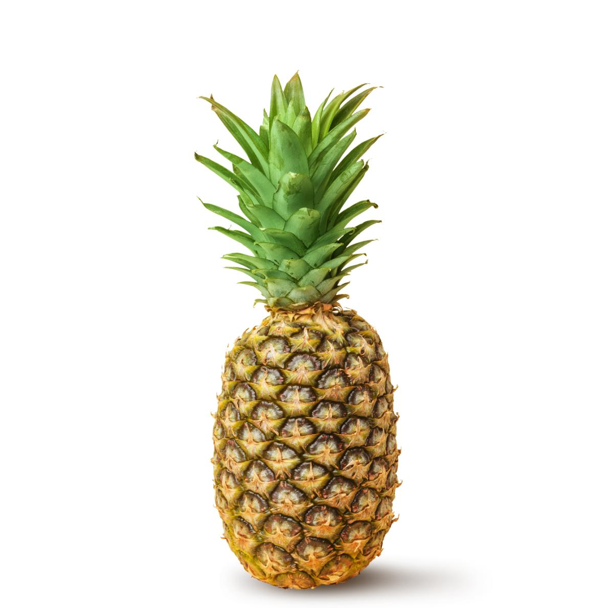 Organically grown Pine Apple