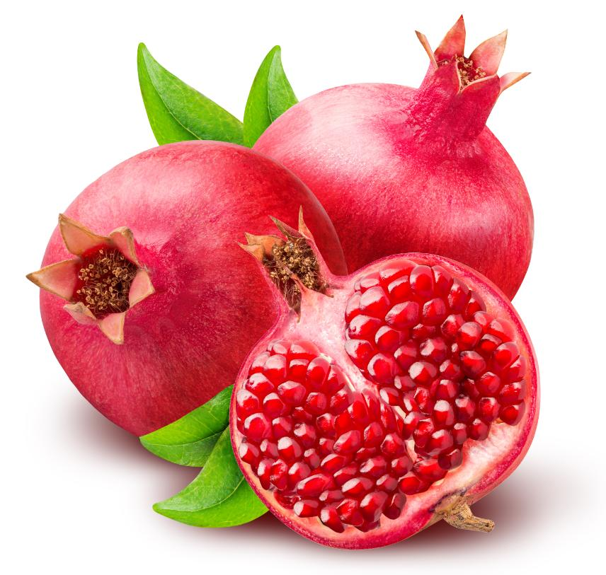 Organically grown Pomogranate